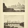 Vid kremlia iz-za Moskvorietskago mosta; Vid Kremlia iz-za kamennago Mosta. (1823 g.)