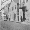 City slum, Tradd Street, Charleston, S.C.