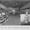Negro drug store and proprietor, Thomasville, Ga.