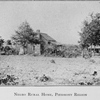 Negro rural home, Piedmont Region; Negro business street, Thomasville, Ga.