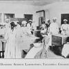 Domestic Science laboratory, Talladega College.