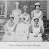 Trained nurses, Talladega College.