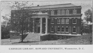 Carnegie Library, Howard University, Washington, D.C.