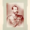 [Photo of engraving of Alexander II.]