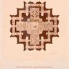 Obshchii plan khrama, s mozaichnym polom.
