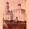 Grobnitsy, Peresvieta i Osliabia, doblestnykh inokov Sergievykh, pochivaiushchikh na Starom Simonovie.