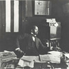 W. E. B. Dubois in the office of The Crisis