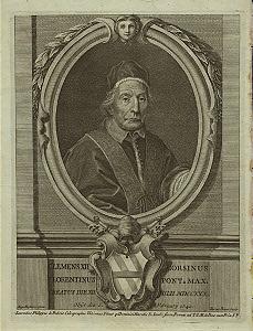 Portrait of Clement XII