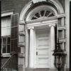 Doorway: Tredwell House, 29 East 4th Street, Manhattan.