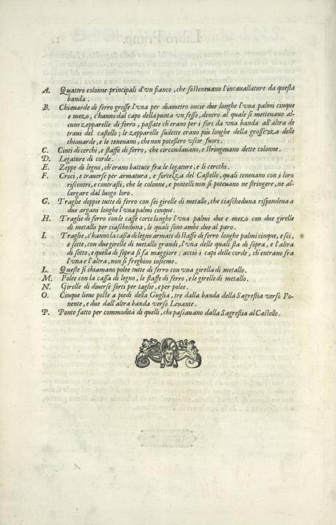 Fascinating Historical Picture of Natale Bonifacio in 1590