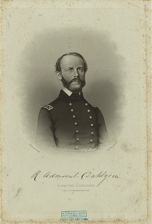 John A. Dahlgren.