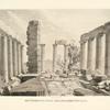 Vnutrennost' khrama Apollona Epikureiskago v Figalii (Briullova)