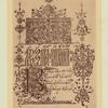 Snimok s pervoi stranitsy knigi ob izbranii i venchanii na tsarstvo Tsaria Mikhaila Feodorovicha