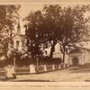 Pokrovskaia tserkov' i kolokol'nia v Tikhvinskom Bol'shom Monastyrie