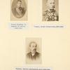 Future Nicholas II, emperor of Russia, 1868-1918; Trepov, Fiodor Fiodorovich, 1803[9]-1889; Tolstoi, Dmitrii Andreyevich, graf, 1823-1889. Minister of the Interior.