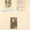 Loris-Melikov, Mikhail Tarielovich, graf, 1825-1888. [Photographer: Vezenberg & Co., St. Petersburg]; Pobedonostzev [Pobedonostsev], Konstantin Petrovich, 1827-1907.