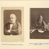 Goncharov, Ivan Aleksandrovich, 1812-1891; Saltykov, Mikhail Yevgrafovich, 1826-1889. (taken in 1888)