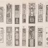 An illustration of old Japanese bills