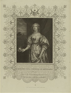 Elizabeth Cecil, Countess of Devonshire. [1620-1689].