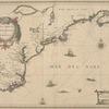 Nova Anglia, Novum Belgium, et Virginia