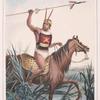 Chef de Charruas [Charrouas] sauvages.