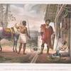 Chef de la Gouaycourous partant pour commercer avec le européens.