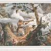 Sauvages civilisés, soldats indiens de Mugi das Cruzas (Province de St. Paul) combattant des Botocoudos.