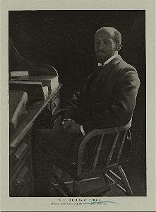 W. E. Burghardt Dubois.