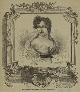 Mademoiselle Duchesnois.