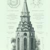 Kolokol'ni v v Uspenskom zhenskom monastyre v gorode Aleksandrove, Vladimirskoi gubernii