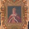 Vosproizvedenie portreta Gosudaryni Tsaritsy Evdokii Lukianovny (ornament Iaguzhinskogo)