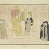 Gosudar' sovetuetsia s ottsom svoim patriarkhom Filaretom i s mater'iu svoeiu inokoiu Marfoiu chtob emu sochetat'sia zakonnym brakom v nasledie rodu ego tsarskago
