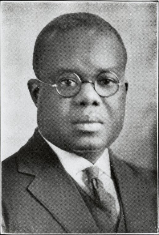 Hubert Henry Harrison.