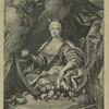 Elizabeth, empress of Russia.
