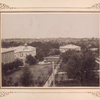 [General view of the whole compound house and garden.]