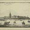 Vue de l'Amiraute imperiale et de son Boulevard, a St.-Petersbourg.
