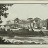 Vue de la Colonnade de Cameron, a Tsarcoe-Selo.