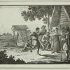 Fete et Danse villageoises, en ete