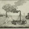 Vue de port de Cronstadt.