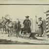 Traineau bourgeois a 2 chevaux.