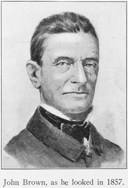 Young Portrait of John Brown