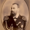 [Aleksei Aleksandrovich, Grand Duke of Russia, 1850-1908, brother of Alexander III.]