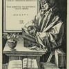 Erasmus of Rotterdam.