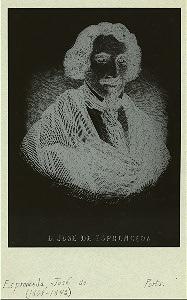 José de Esperonceda.