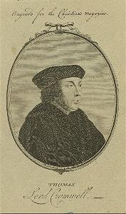 Thomas Cornwall, Earl of Essex.