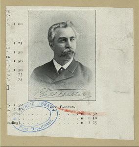 Carl Faelten.