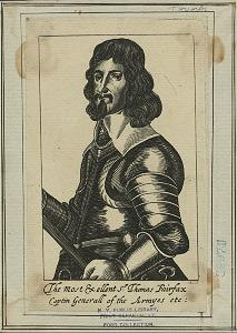 Sir Thomas Fairfax.