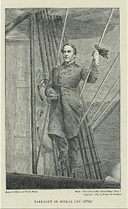 D. G. Farragut, Scenes from his life