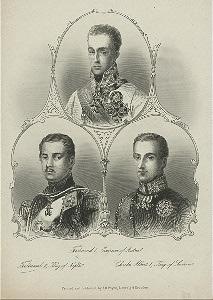 Ferdinand I, Emperor of Austria.