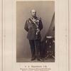 A.A. Barantsov 1-i, Tovarishch General-fel'dtseikhmeistera, Gener.- Adiut., Gener.-Leitenant.